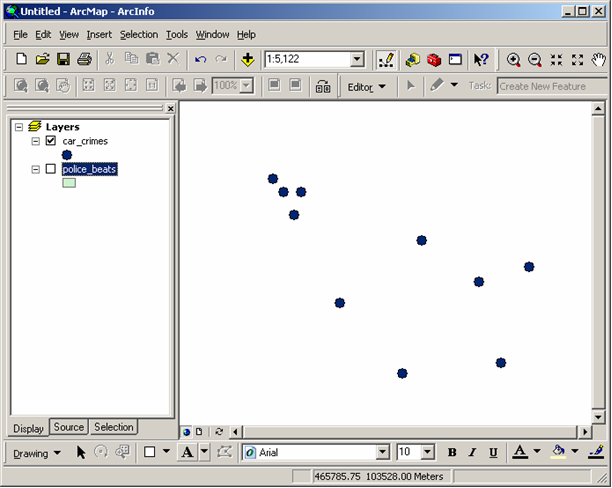 Spatial data linkage - Joining polygon data to a set of points