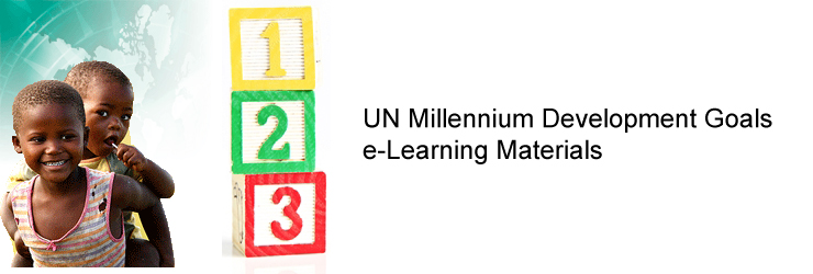 ReStore repository| UN Millennium Goals e-Learning Materials