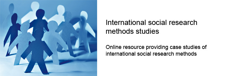 ReStore repository: International Social Research Methods web resource